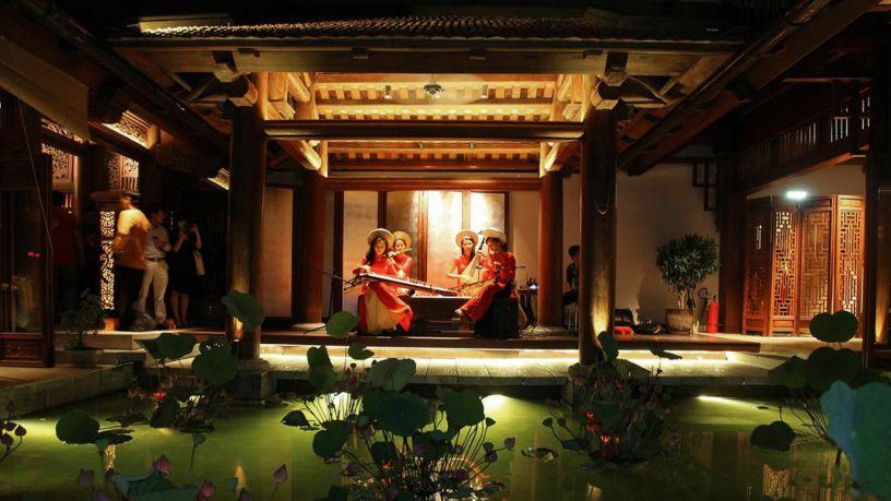 Những địa điểm tổ chức sự kiện pha nét truyền thống và hiện đại