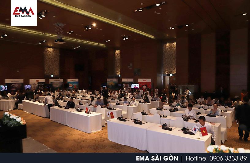 2019 KOREA - VIET NAM BUSINESS PARTNERSHIP | TỔ CHỨC HỘI THẢO