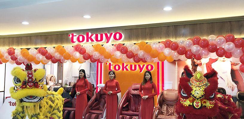 LỄ KHAI TRƯƠNG SHOWROOM TOKUYO