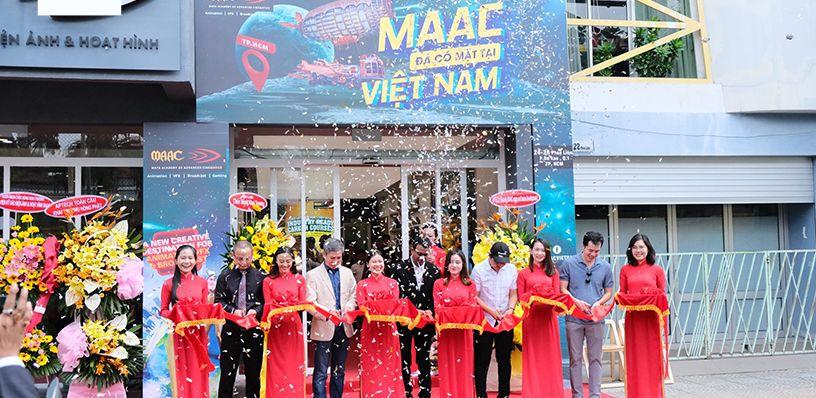 Lễ Khai Trương Học Viện MAAC Việt Nam