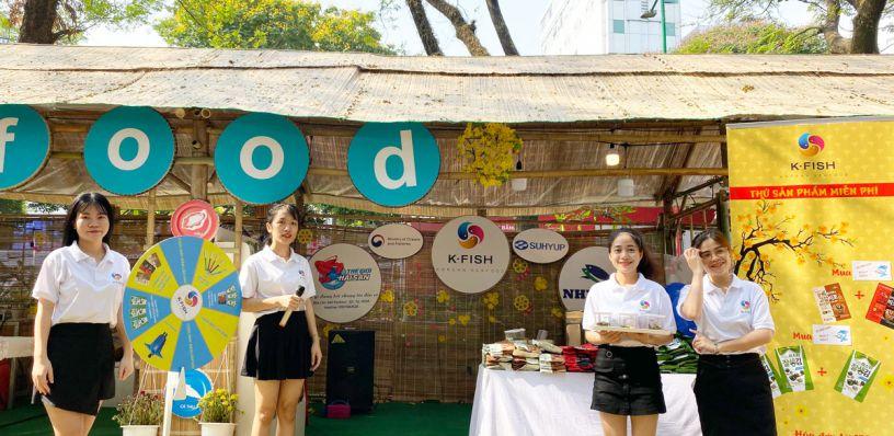 Tổ Chức Activation Tết Festival
