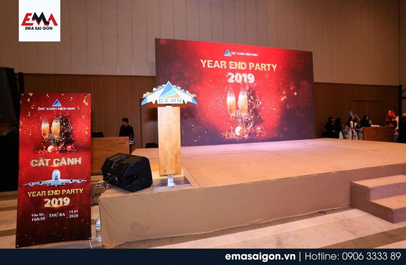 YEAR END PARTY ĐẤT XANH MIỀN NAM
