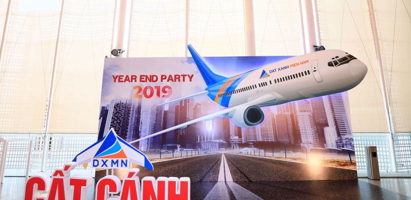 YEAR END PARTY ĐẤT XANH MIỀN NAM
