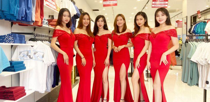 Khai trương cửa hàng thời trang BILUXURY
