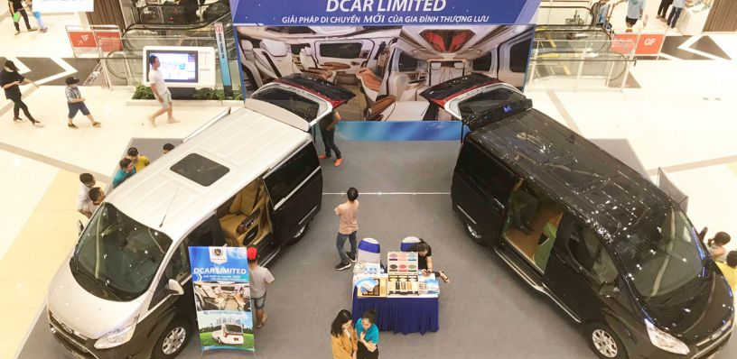Brand Activation DCar Limousine