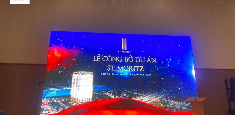 Lễ công bố dự án ST Moritz
