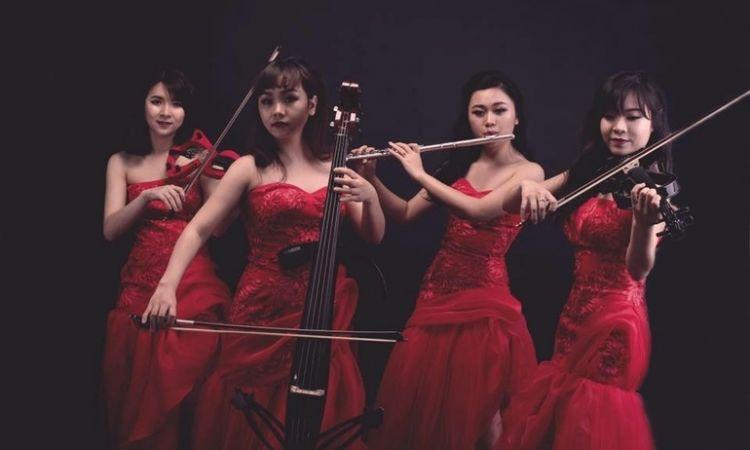 Cung Cấp Ban Nhạc Flamenco, Acoustic, Ban Nhạc Sự Kiện